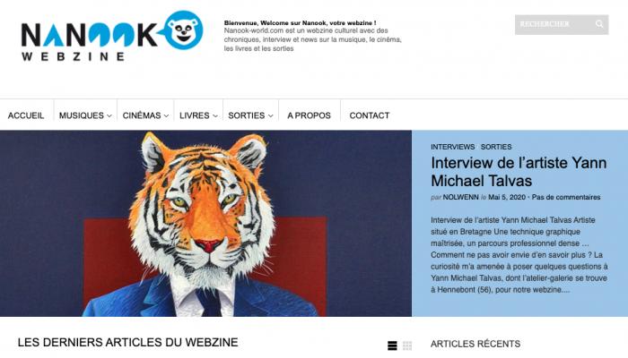 Nanookwebzine, 05/05/2020