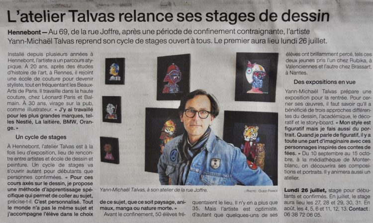 Ouest-france, 24/07/2021