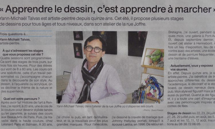 Ouest-France, 04/07/2020