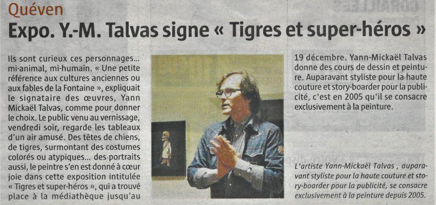 Le telegramme, 18/11/2019